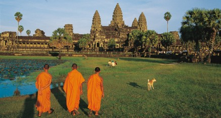 Cambodia, Laos & Myanmar