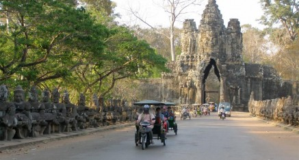 Angkor Short Stop  4 Days