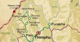 Trekking Bhutan  14 Days