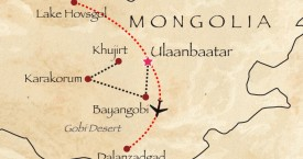 Mongolia Modules  4 to 7 Days