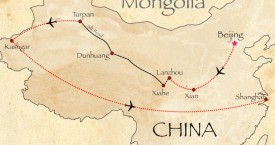 The Silk Road    19 Days