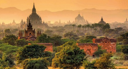 Myanmar Highlights  10 Days
