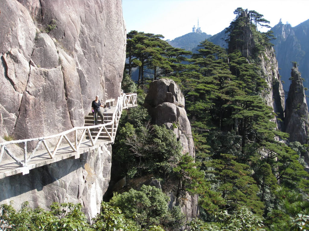 China Essentials plus Huangshan & Hangzhou 15 days - Interasia Travel ...