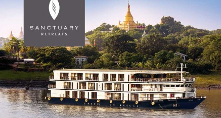 Sanctuary Ananda River Cruises Myanmar