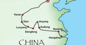 Ancient Capitals by Rail 18 days