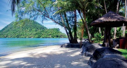 North Thai Gulf Island Hopping 5 Days