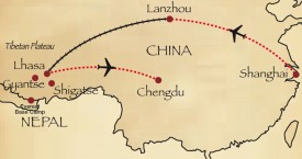 Tibet Experience  12 Days