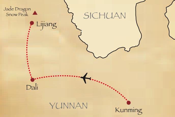 Yunnan Experience  8 Days