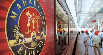 Indian Splendour on the Maharajas' Express