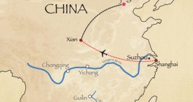 ChinaFreeandEasy  12 Days
