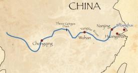 Yangtze Downriver Cruise  7 Days
