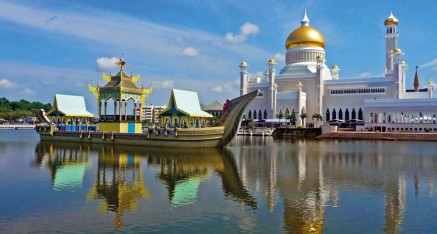 Brunei Short Stop 4 Days