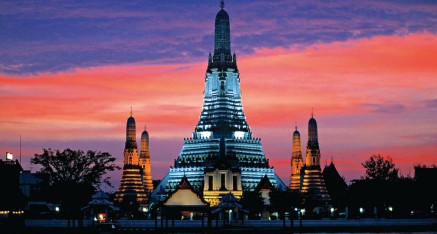 Bangkok Short Stop 5 Days