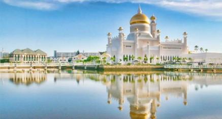 Brunei Stopover 3 days